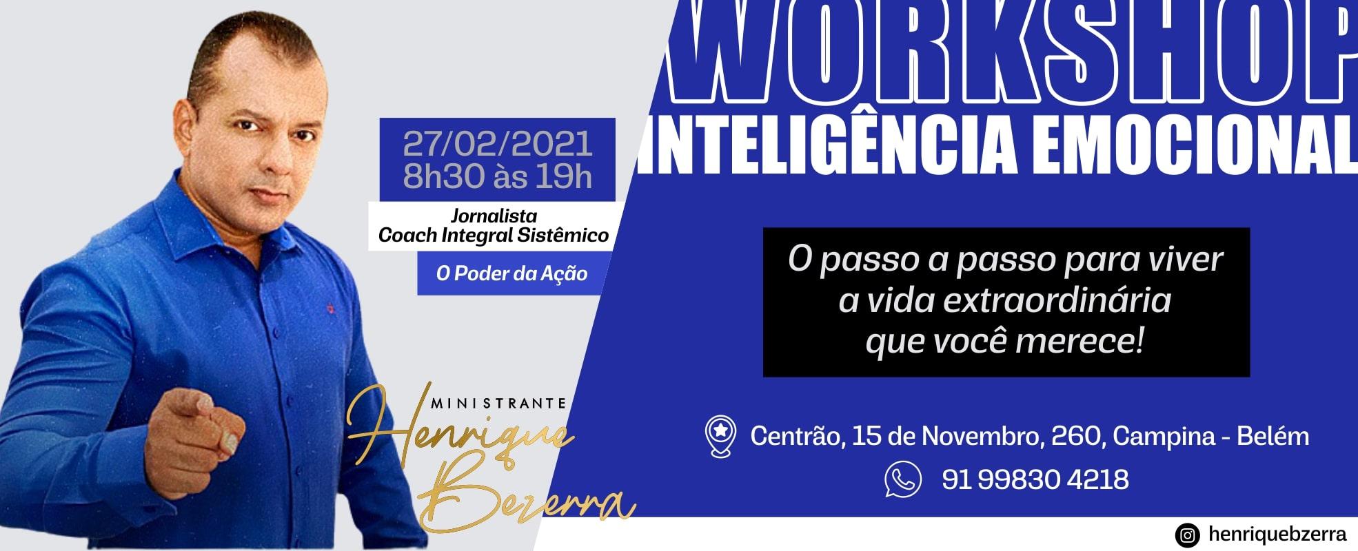 workshop inteligencia emocional
