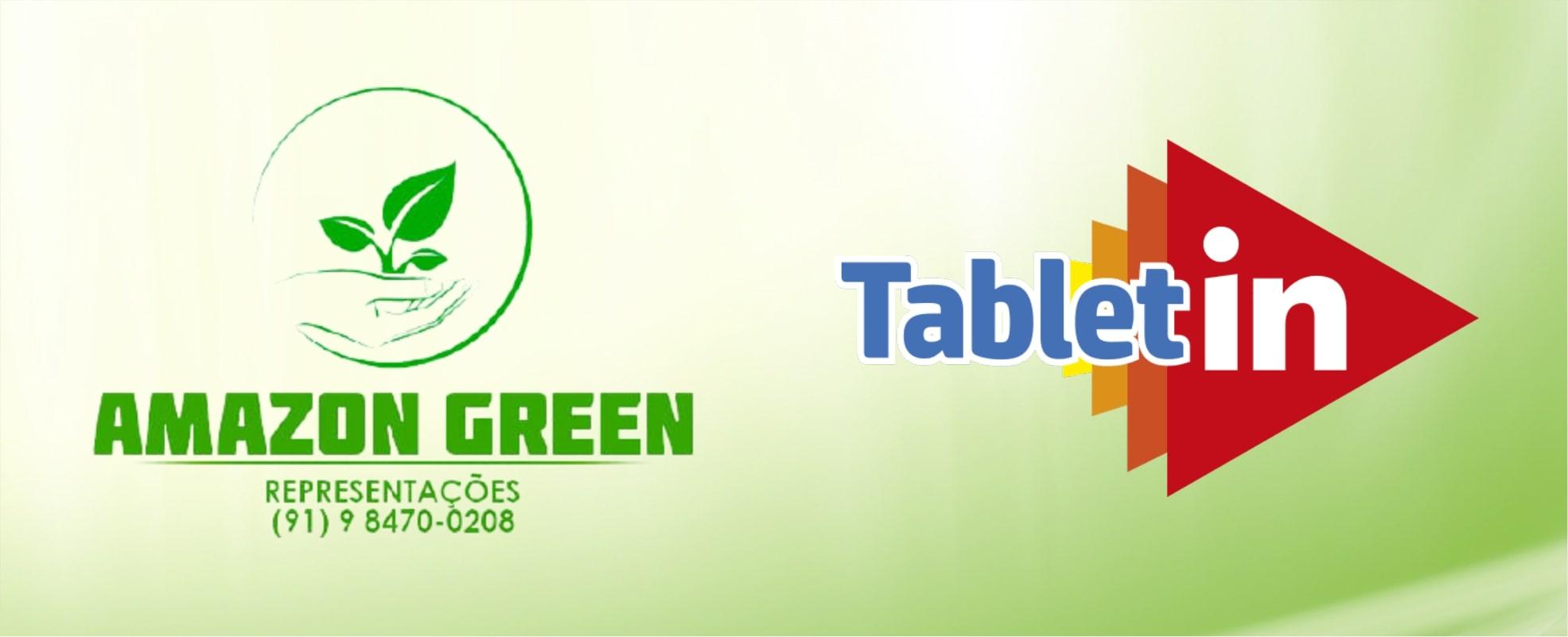 tablet in produtos de limpeza