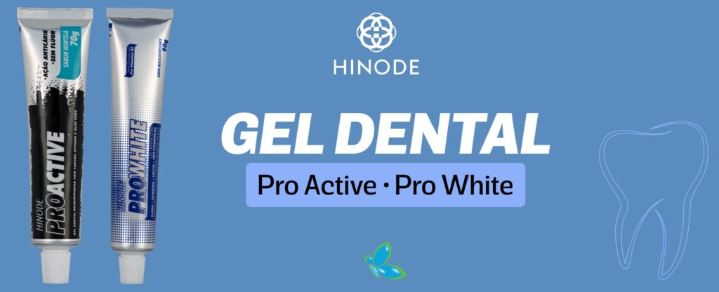 gel dental hinode