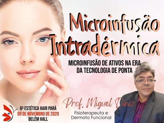 Microinfusão Intradermica